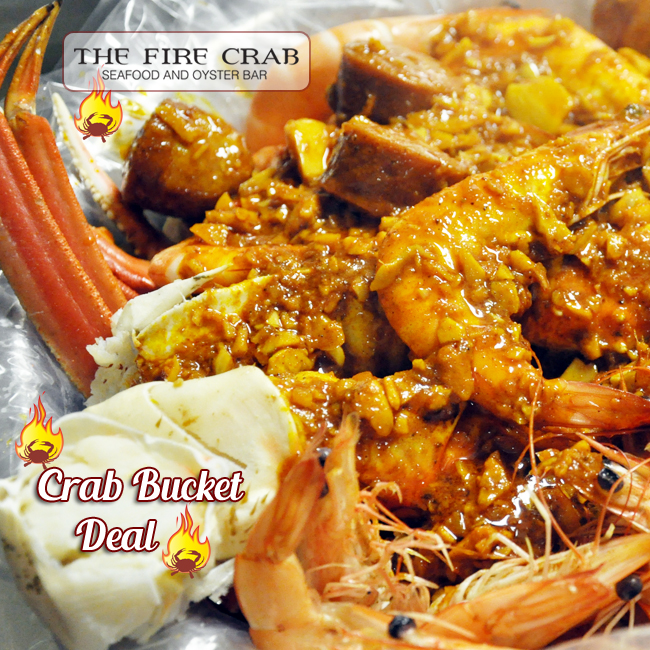 Snow Crab Legs | The Fire Crab